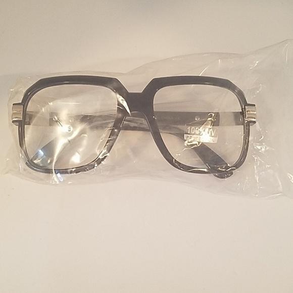 Other - Navy frame clear lens glasses new
